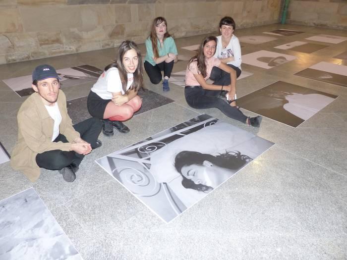 'Zabor zuria' erakusketa Kulturaten ikusgai azaroaren 16ra arte