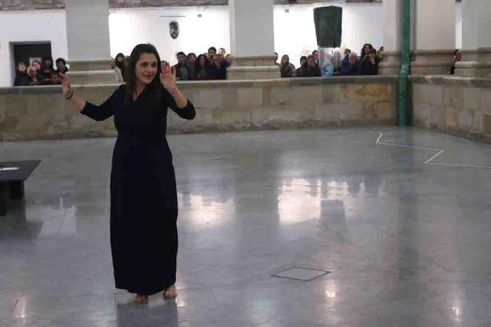 Herritar asko egon dira emakume artisten erakusketaren irekieran - 3