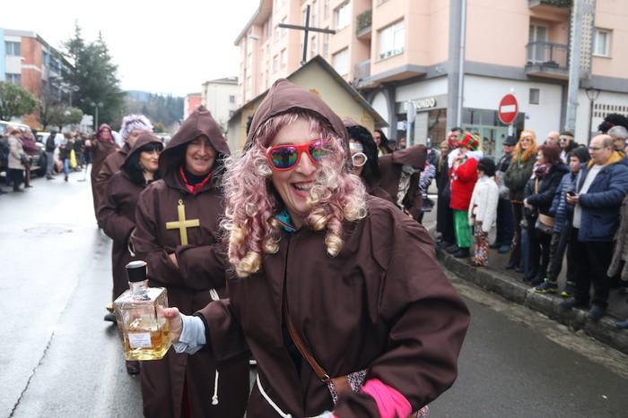 Inauterietako desfilea Aretxabaletan - 57