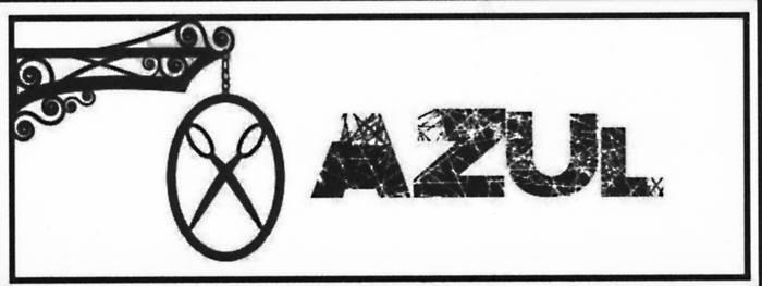 Azul ile apaindegia logotipoa