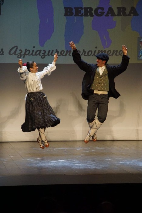 Etxean ere etxetik kanpo beste dantzatzeko gogoz daude Galarraga eta Murgiondo