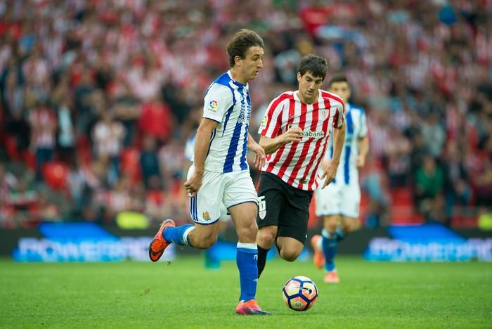 Athletic-Reala derbiko argazkiak - 25