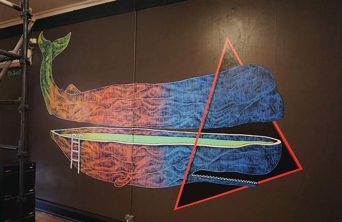 Beart-ek antolatuta, muralen gaineko ikastaroa eskainiko du Jokin Oregik