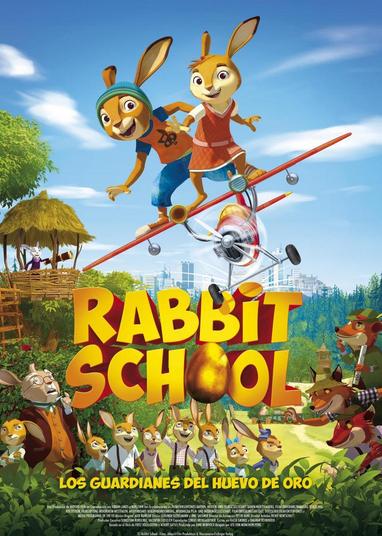 'Rabbit school' filma, gaztetxoendako