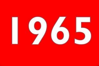 1965an jaiotakoak