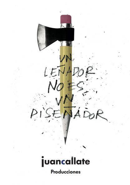 Antzerkia: 'Un leñador no es un diseñador'