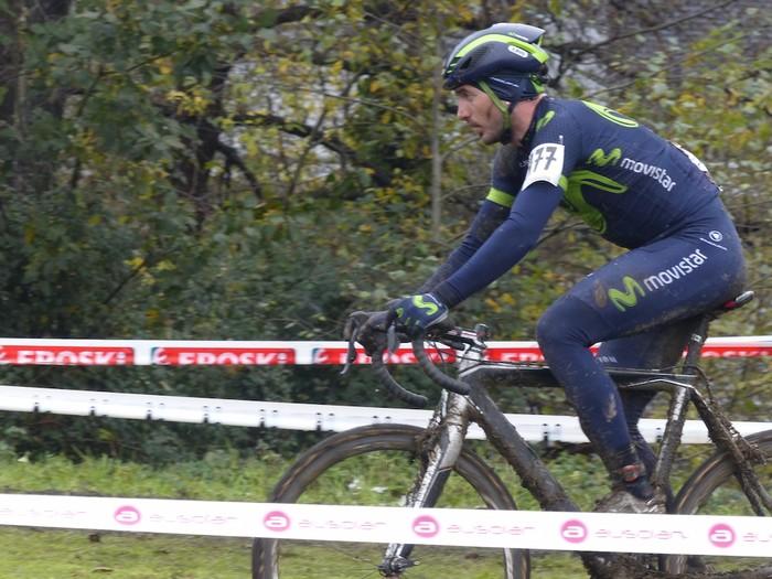 Ruiz de Larrinaga eta Lekuona garaile Arrasateko ziklo-krosean - 79