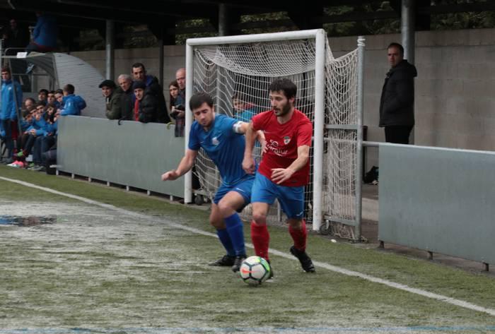 Nagusitasunez irabazi du Aloña Mendik (5-0)