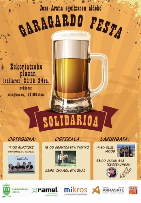 Garagardo Azoka Solidarioa