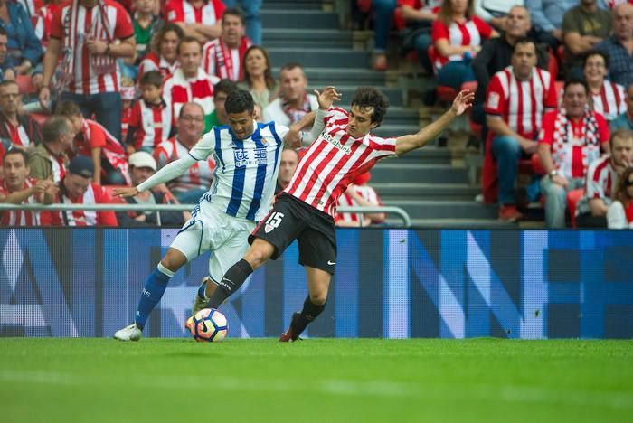 Athletic-Reala derbiko argazkiak - 7