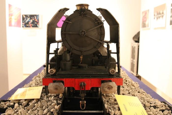 Ikusmina piztu du lokomotorea martxan ikusteak - 5