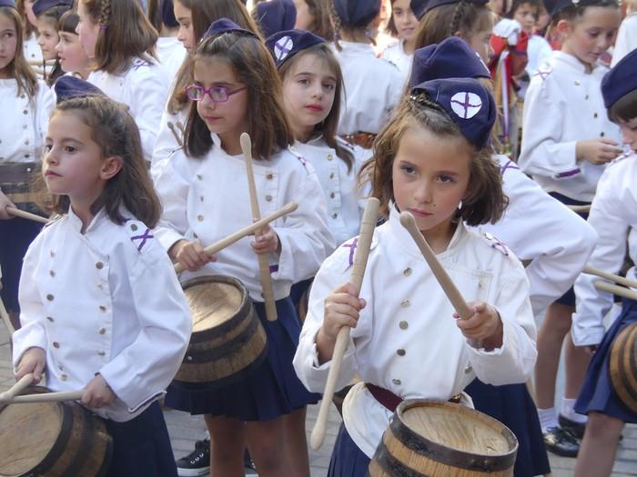 Txikitxoenek San Juan festetan murgildu dute herria - 21