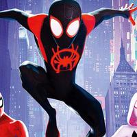 'Spider-man: un nuevo universo' filma, gaztetxoendako