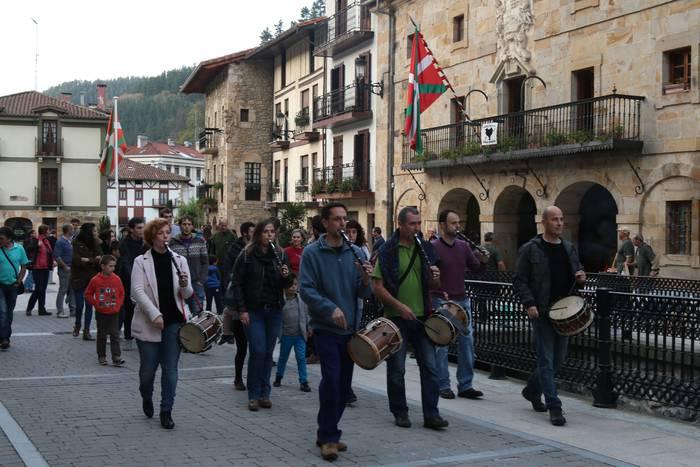 Aiherra-Antzuola senidetze festa urriaren 1ean, Antzuolan egingo da