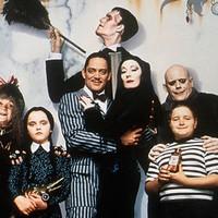 'La familia Adams' filma