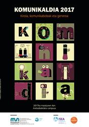 Komunikaldia 2017: Kirola, komunikabideak eta generoa