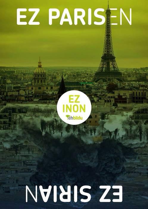 Ez Sirian, Ez Parisen, Ez Inon!!