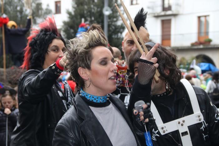 Inauterietako desfilea Aretxabaletan - 115