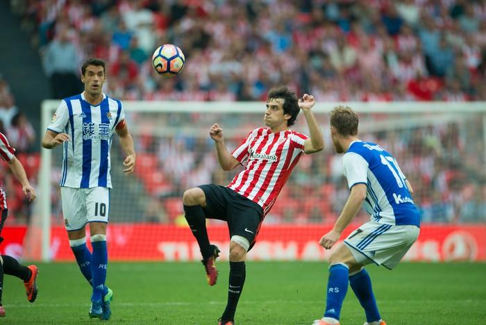 Athletic-Reala derbiko argazkiak - 19