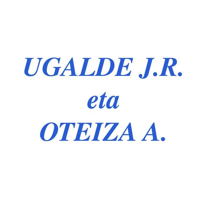 Ugalde J.R. eta Oteiza A. abokatuak logotipoa