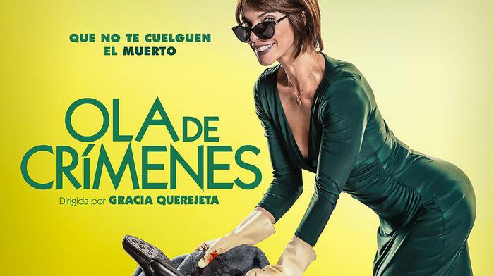 'Ola de crímenes' filma
