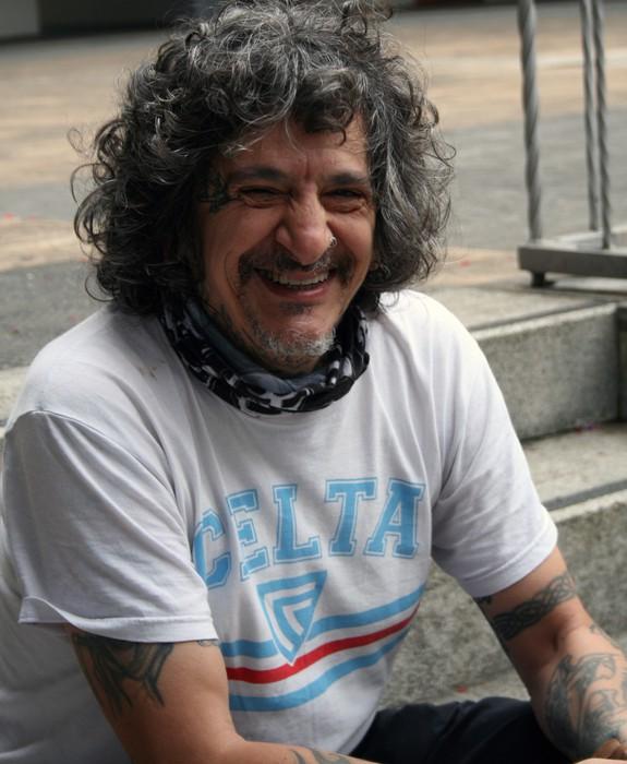 """Evaristo Paramos: """"Ikaragarria da egoera honetan botereak hartu duen kontrola"""""""