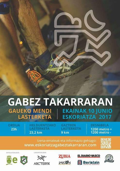 Lasterketa: Gabez Takarraran