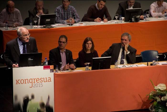 Etorkizuneko oinarriak ezartzeko kongresua du gaur Mondragonek
