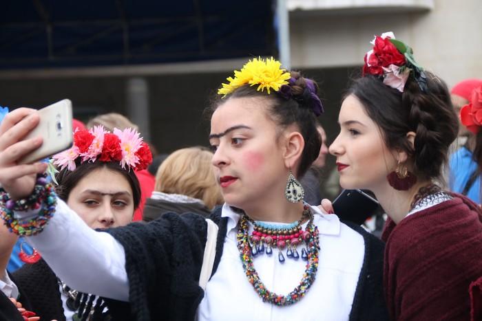Inauterietako desfilea Aretxabaletan - 108