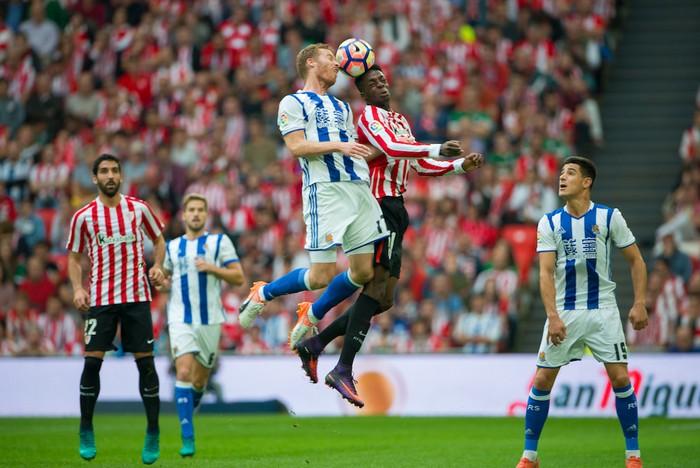Athletic-Reala derbiko argazkiak - 8