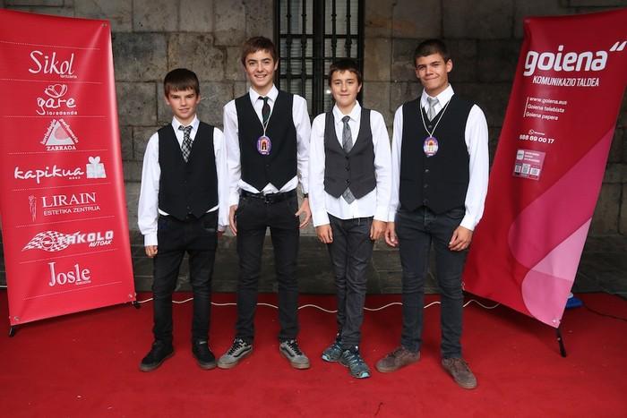 Maritxu kajoi 2015: Goienako alfonbra gorria - 61