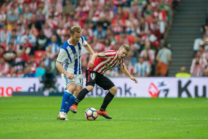 Athletic-Reala derbiko argazkiak - 17