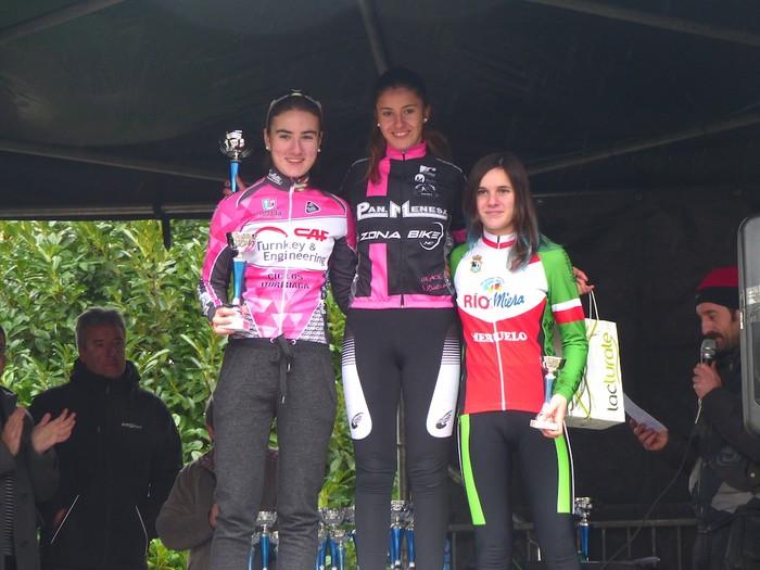 Ruiz de Larrinaga eta Lekuona garaile Arrasateko ziklo-krosean - 94