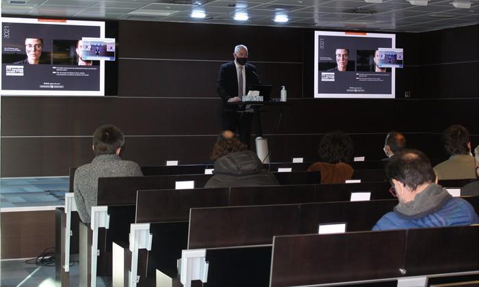 Enpresa Txiki eta Ertainentzako 2021eko dirulaguntzak aurkeztu ditu SPRI taldeak Garaian