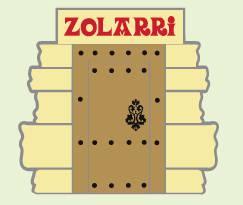 Zolarri igeltseroak logotipoa