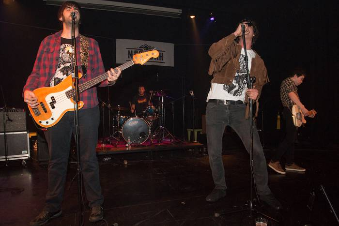 Rock-and-rolla jaun eta jabe Spaloian