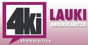 Lauki Aholkularitza logotipoa