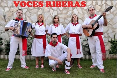 'Voces Riberas' taldearen emanaldia