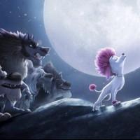 '100% wolf: El pequeño gran oso' filma, haurrendako