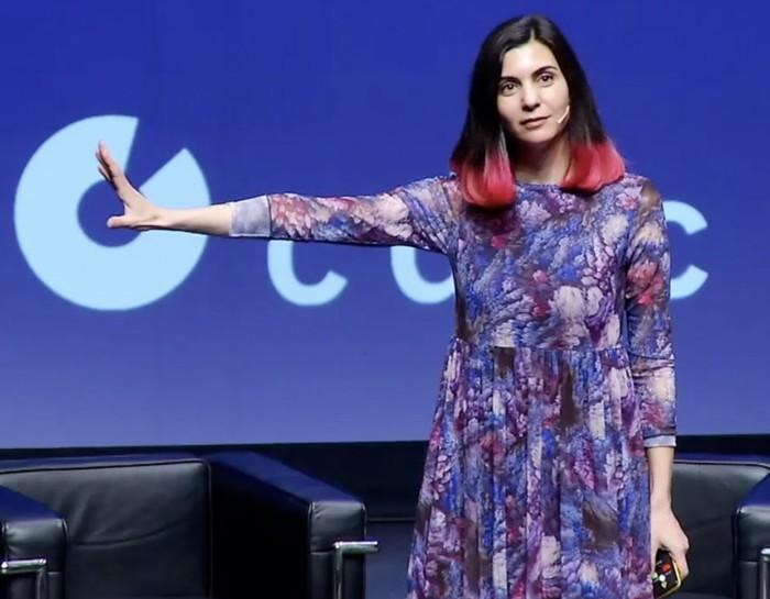 'Revelando estereotipos que no nos representan' hitzaldia