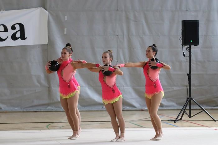 Maila bikaina gimnasia erritmikoko txapelketan - 20