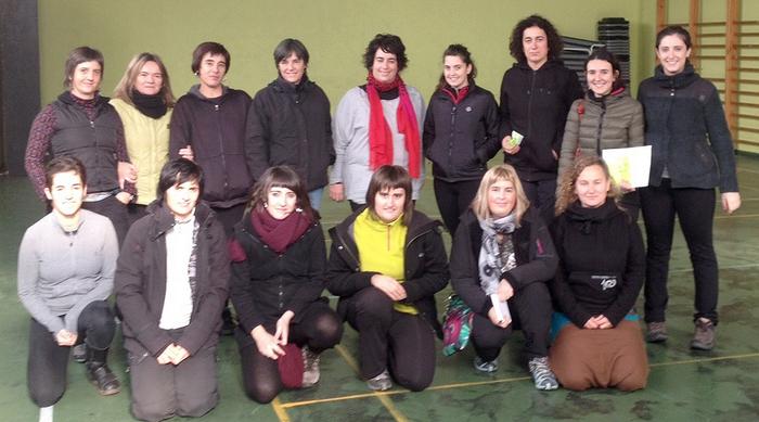 Autodefentsa feminista tailerra egingo dute Elgetan azaroaren 20an eta 21ean