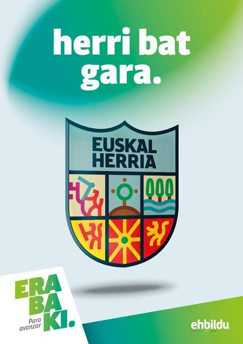 Gora Euskal Herria askatuta!  Pertsona libreak, herri libre batean #EuskalErrepublika  #AberriEguna