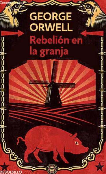 'Rebelión en la granja' liburua, tertulixan