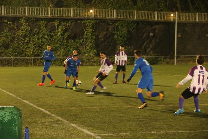 Liderrari irabazi dio Mondrak (1-0) - 3