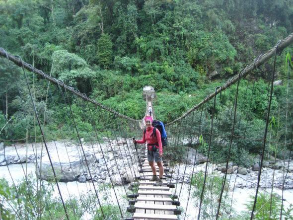 """Ostegun Bidaiariak: """"Nepal: Annapurnako santutegira trekking-a"""""""