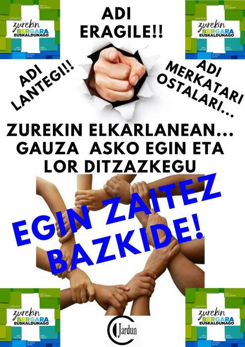 Bazkidetza kanpaina