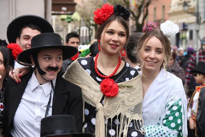 Inauterietako desfilea Aretxabaletan - 26