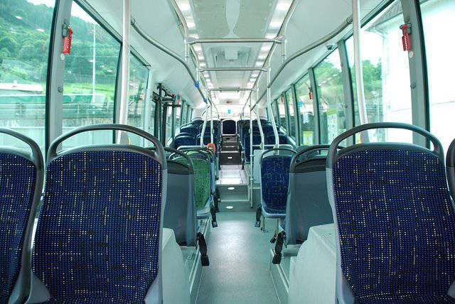 Gaur hasi dira ordutegi berriak Debagoieneko autobus zerbitzuan