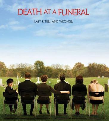'Un funeral de muerte' filma